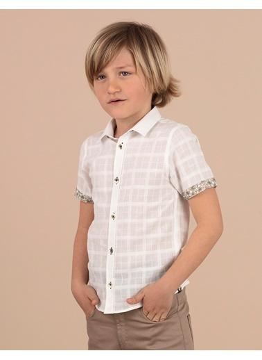 Ollie & olla Gömlek Beyaz